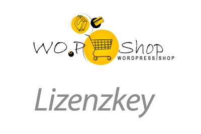 WOPshop Lizenzkey 10